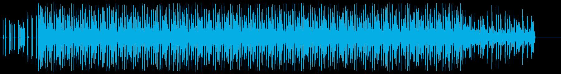 かわいいチャイナダンス TikTokにもの再生済みの波形