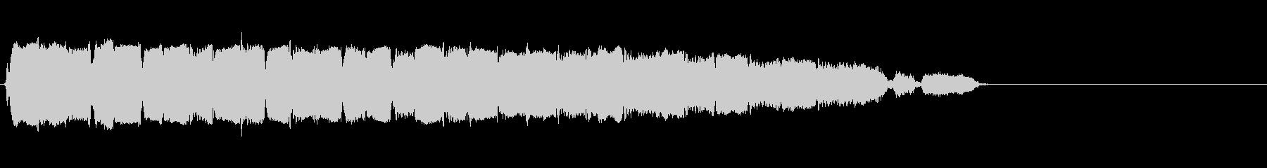 ヴァイオリン:メディウムトリル、デ...の未再生の波形