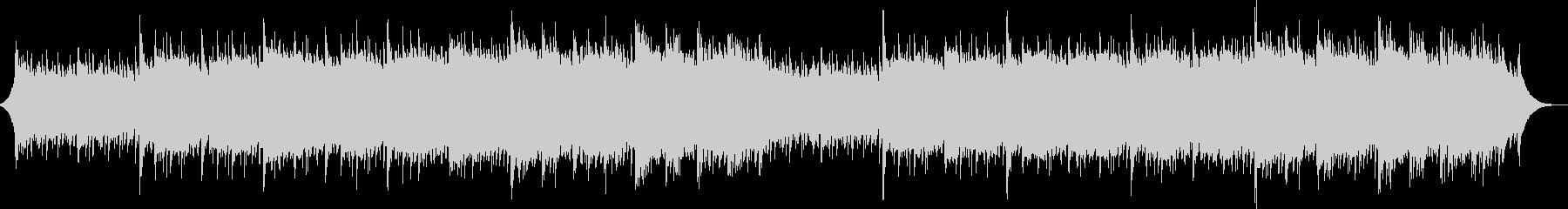 No rhythm's unreproduced waveform