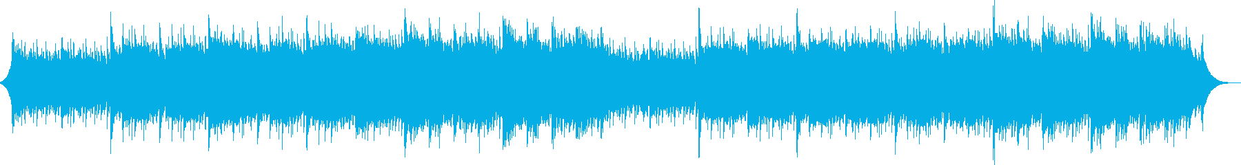 No rhythm's reproduced waveform
