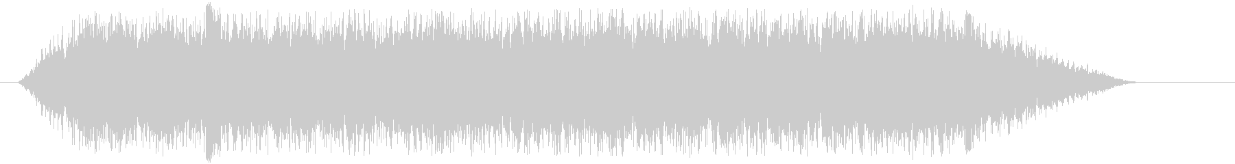 Bus騒-アニメーション-スペインの未再生の波形