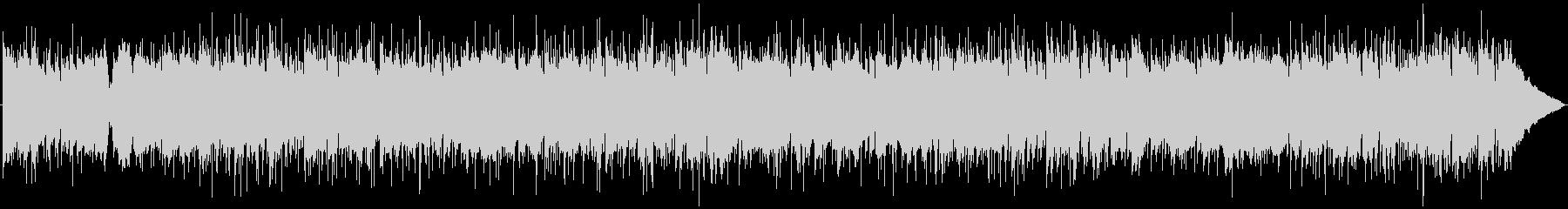マンドリンのカントリーバラードBGMの未再生の波形
