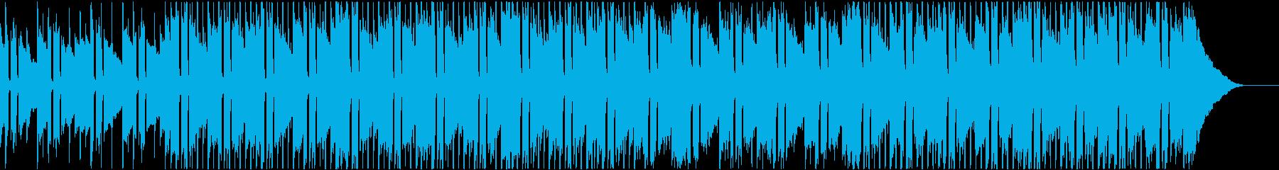 ラウンジ まったり 実験的な アク...の再生済みの波形