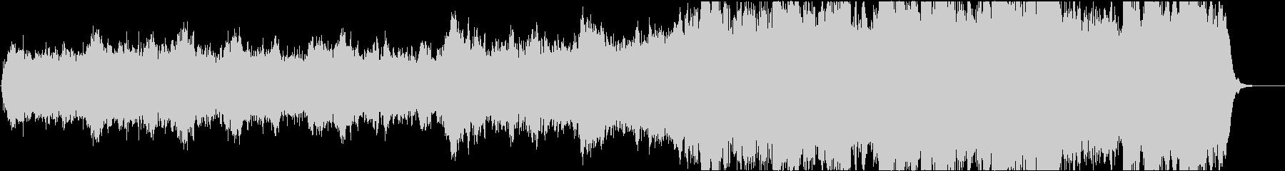 ドラマ3 16bit44.1kHzVerの未再生の波形