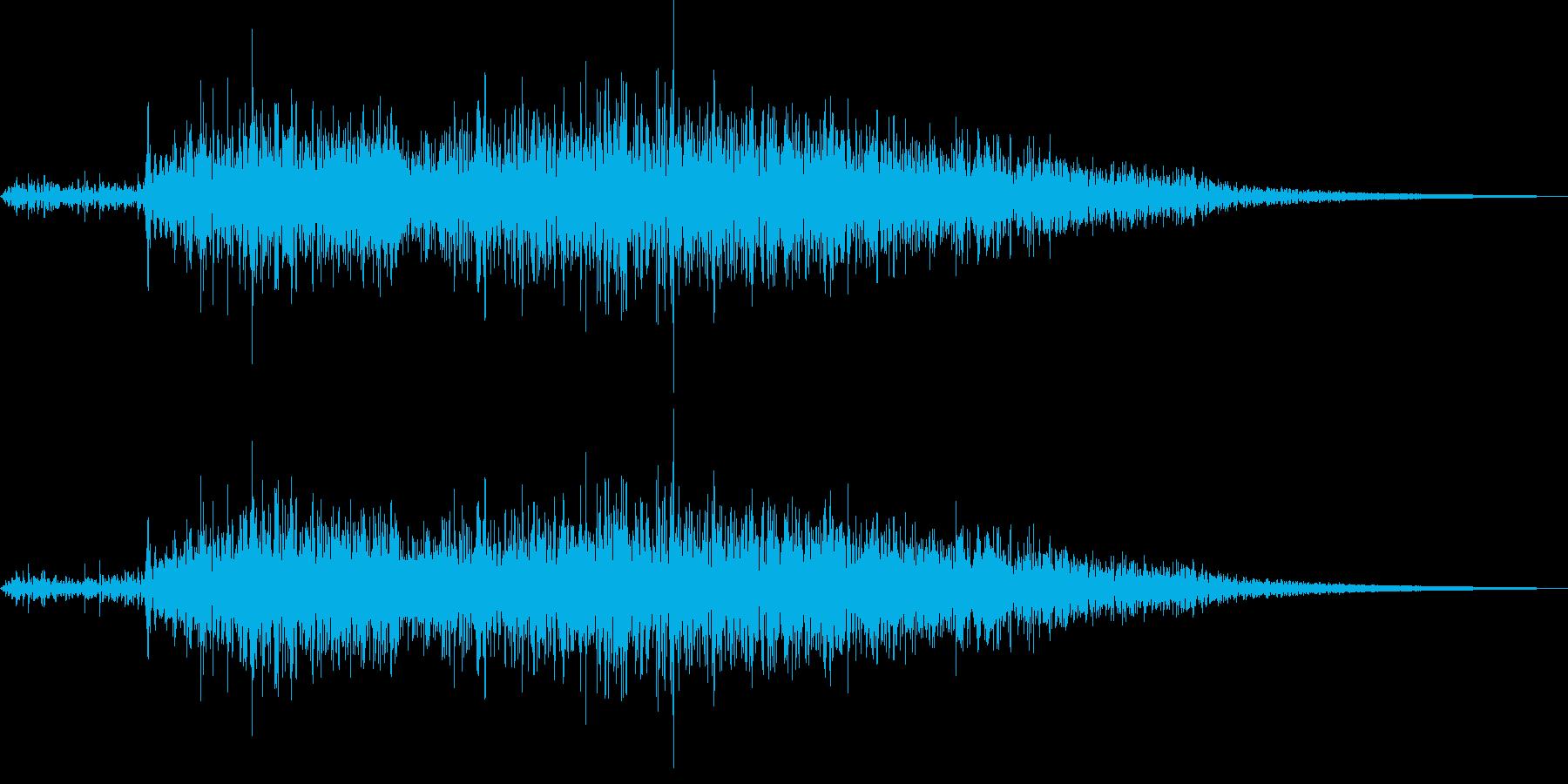 【ゲーム】 火 属性 03の再生済みの波形
