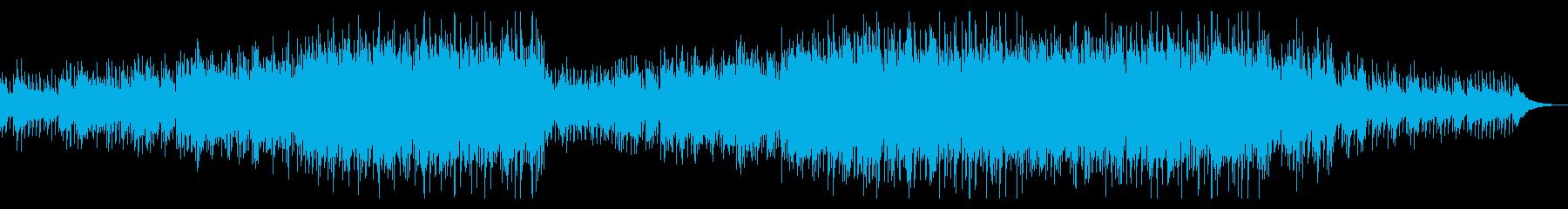 【リズム抜き】おしゃれで綺麗なコーポレーの再生済みの波形