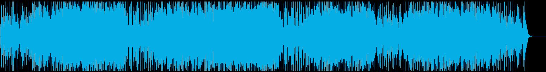 EDM/パーティー/ポップ/可愛い/#3の再生済みの波形
