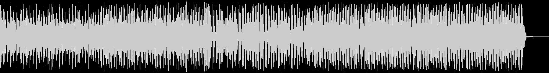 コミカルな探検BGM_No581_2の未再生の波形