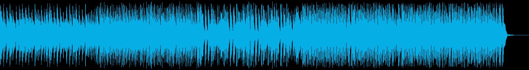 コミカルな探検BGM_No581_2の再生済みの波形