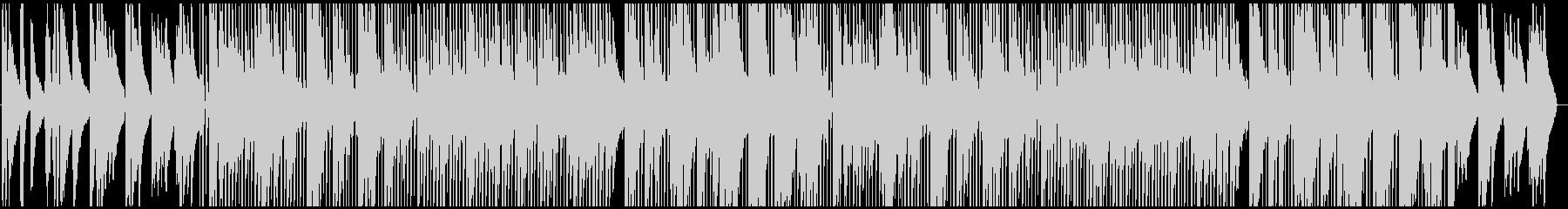 ピアノが印象的なソウルフルジャズファンクの未再生の波形
