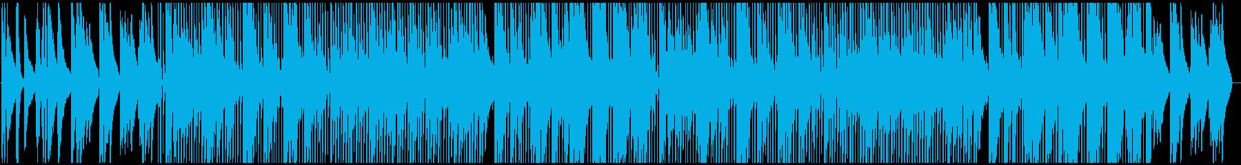 ピアノが印象的なソウルフルジャズファンクの再生済みの波形