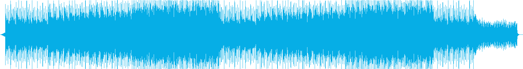 A magnificent and moving refreshing piano company VP Pop's reproduced waveform