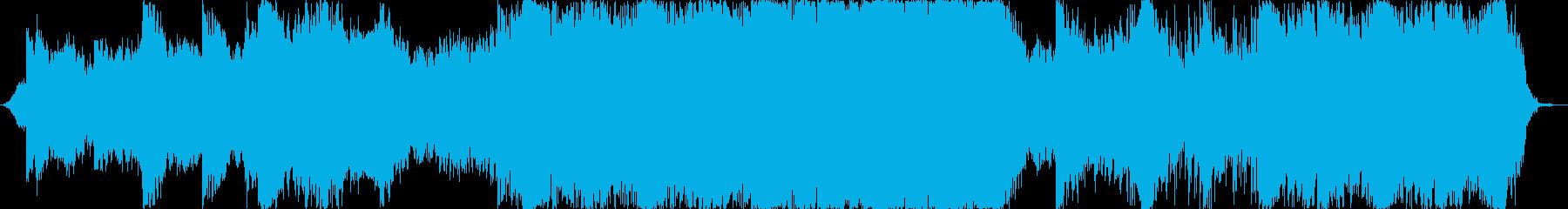 シネマティック サスペンス 勝利者...の再生済みの波形
