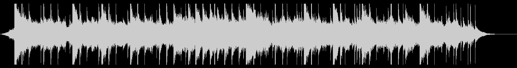 エンディングに_メロウなピアノPopsの未再生の波形
