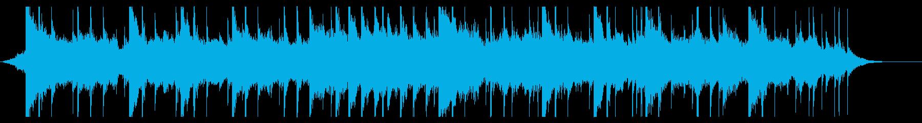 エンディングに_メロウなピアノPopsの再生済みの波形