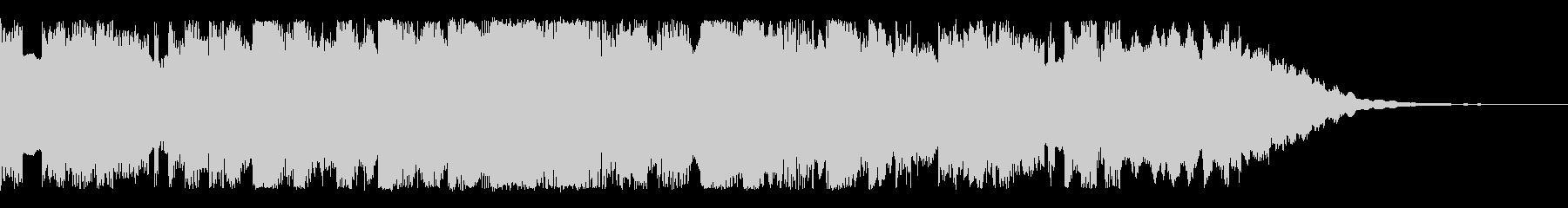 アンビエント 説明的 静か クール...の未再生の波形