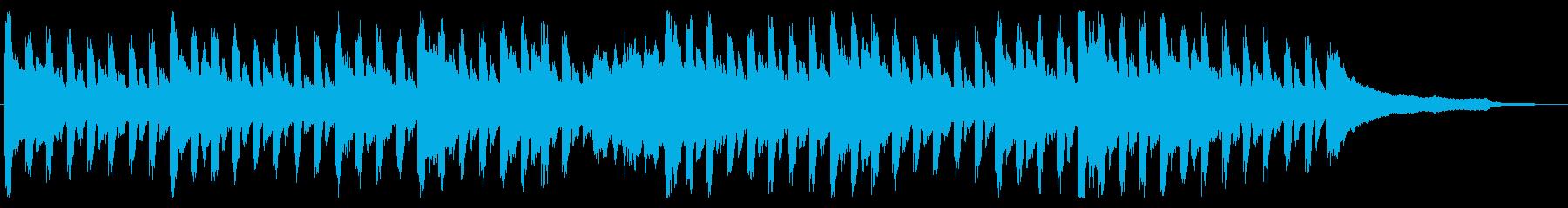 【ショート版】企業VP・CM シンセの再生済みの波形