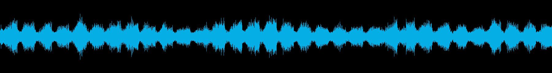 【ループ1】旅行リゾート 海 リラックスの再生済みの波形