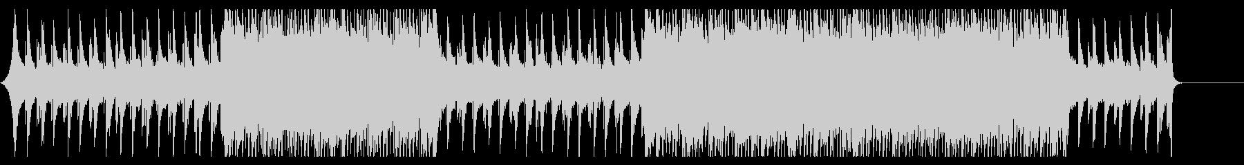 爽やかなコーポレートムービー向けBGMの未再生の波形