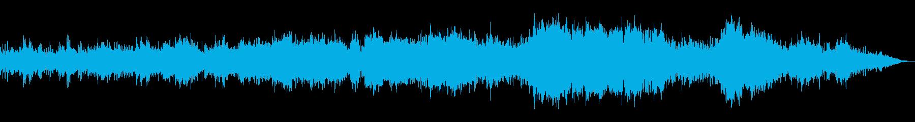 チェロとライブ感溢れるフルートの幻想曲の再生済みの波形