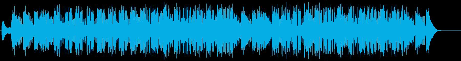 ロマン溢れるドキュメント/BGの再生済みの波形