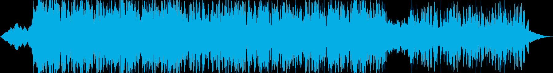 動画 感情的 説明的 静か 楽しげ...の再生済みの波形