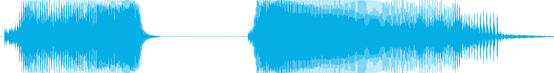 ゲットー!の再生済みの波形