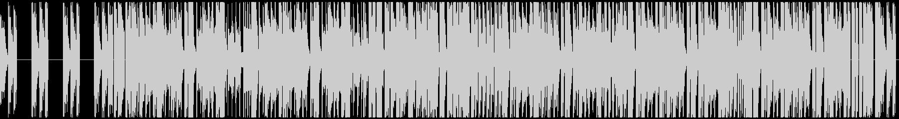映画BGM等に使用出来るハード系サウンドの未再生の波形