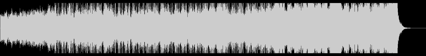 ピアノ_壮大/ドラマチック_トラックの未再生の波形