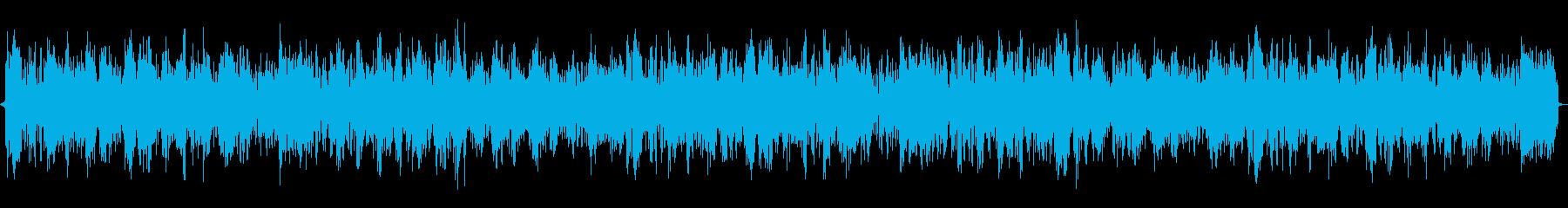 高速トランス 楽器のバッキングにの再生済みの波形