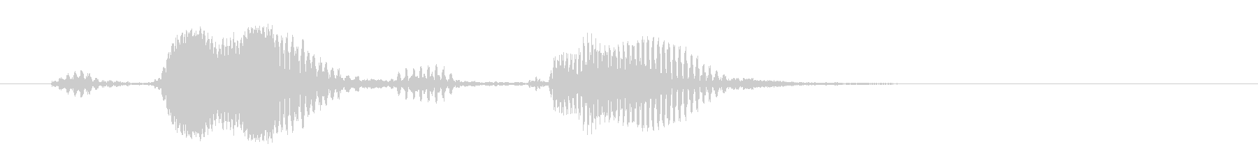 TheDoorsAreClosingの未再生の波形