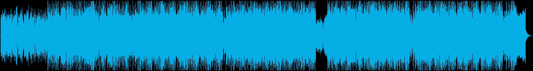 ワールド 民族 ドラム & ベース...の再生済みの波形