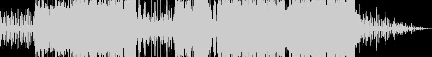 ラガっぽいジャングル(ラップ無し)の未再生の波形