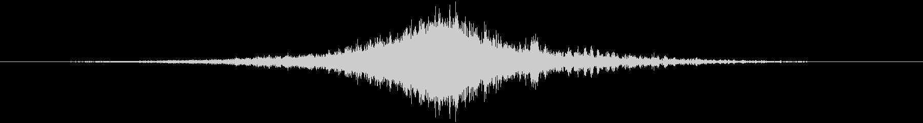 【シネマティック】WHOOSH_02の未再生の波形