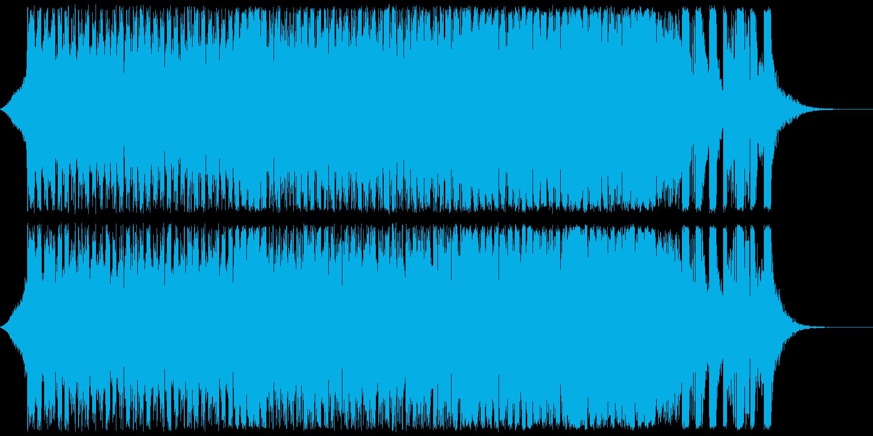 代替案 ポップ アンビエント フュ...の再生済みの波形
