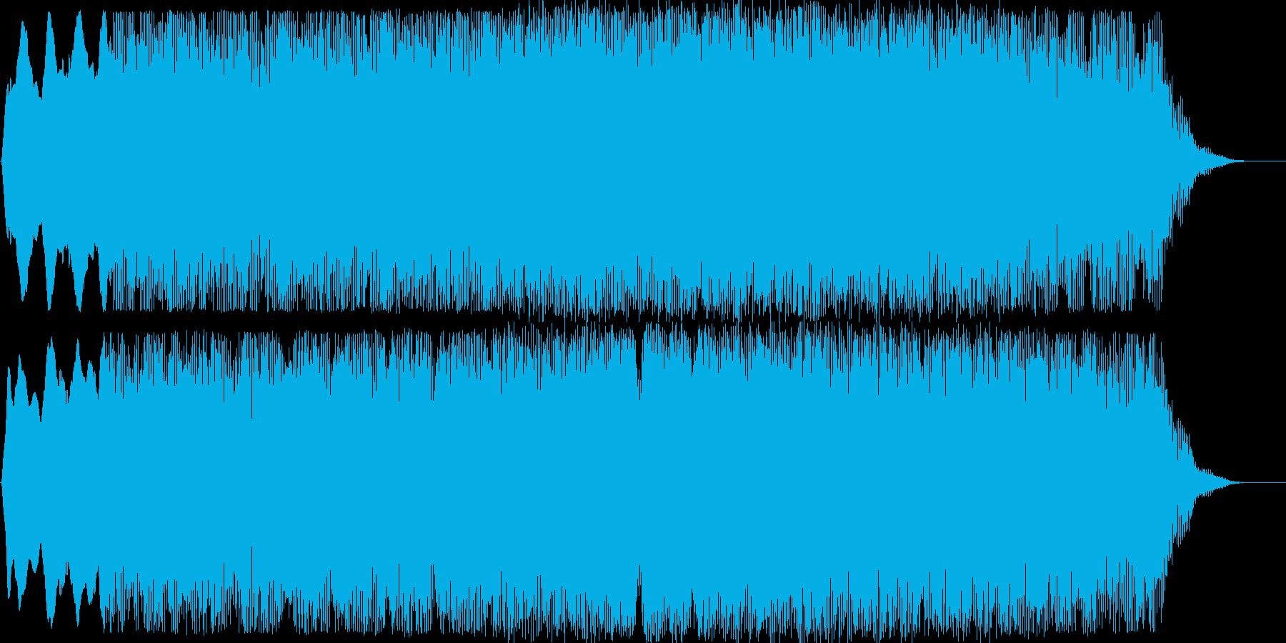 「目覚め」をテーマにしました。始まりや…の再生済みの波形
