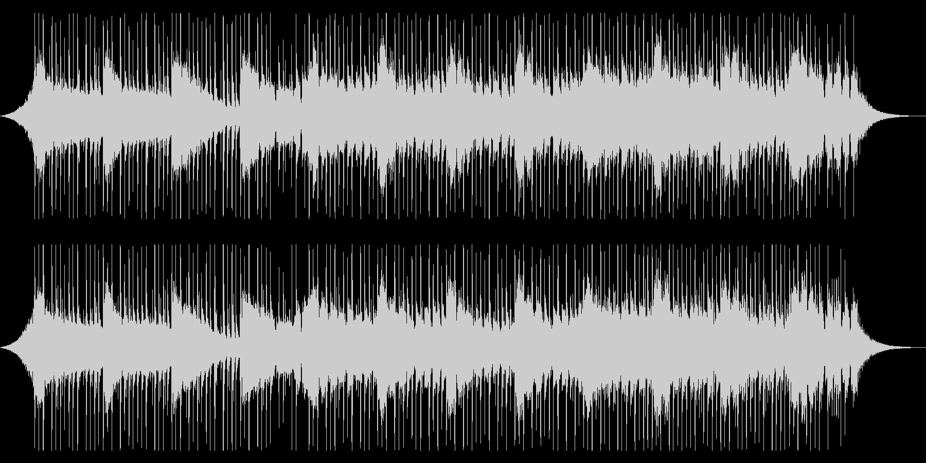 就職面接(60秒)の未再生の波形
