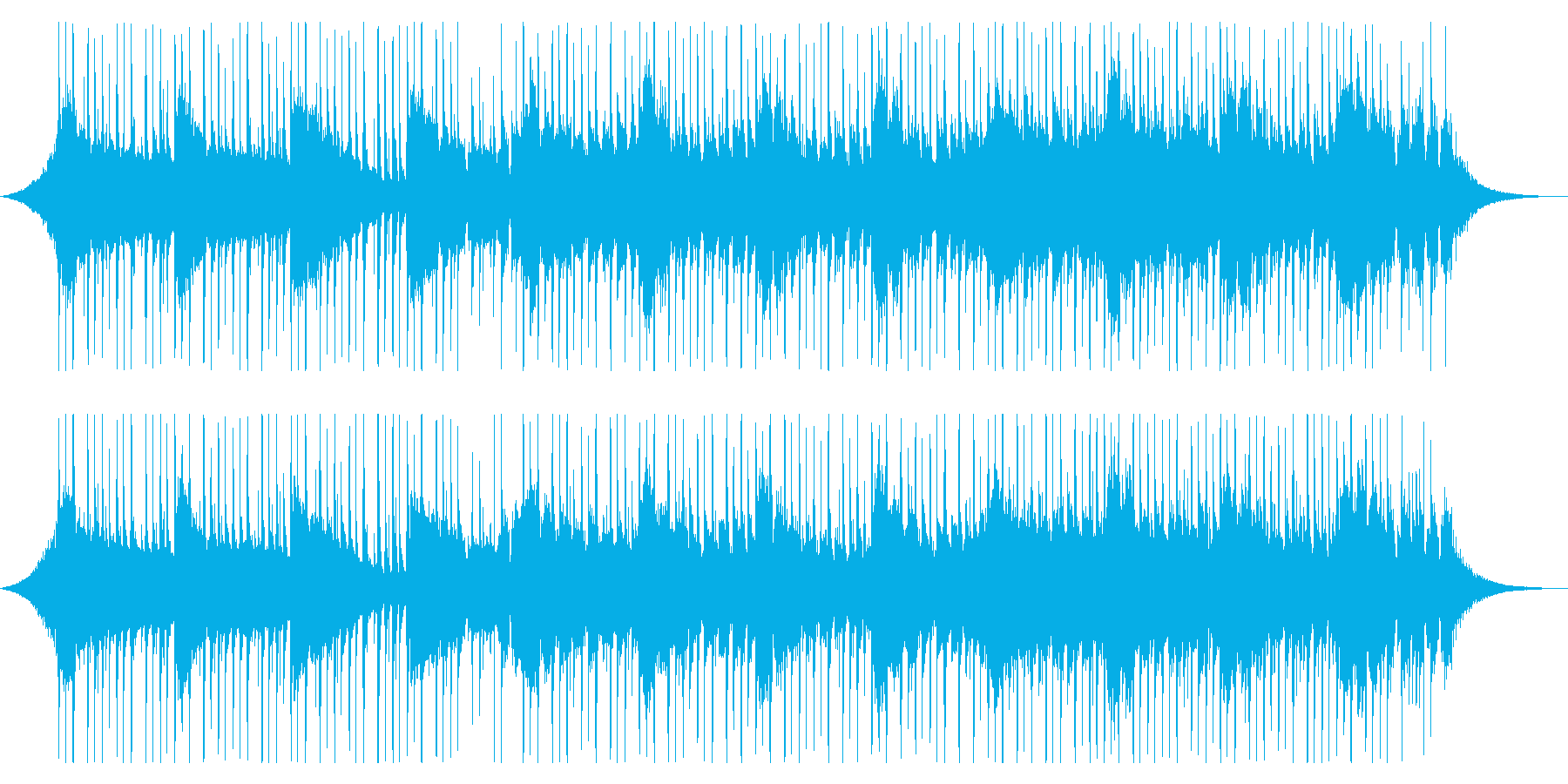 就職面接(60秒)の再生済みの波形
