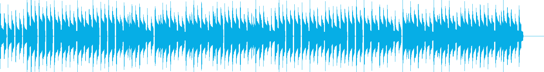 草競馬 ファミコン風 8bitの再生済みの波形