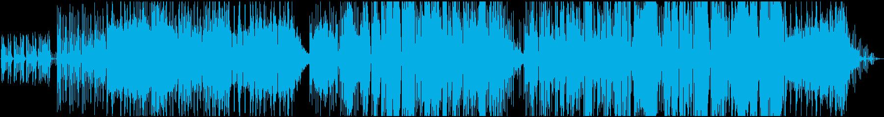 ジャズ。クール。メロディアス。ボサ...の再生済みの波形