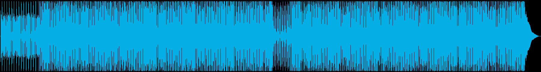 ウキウキ気分☆ノリの良いポップロックの再生済みの波形