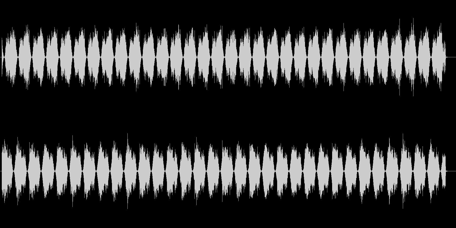 テクニカルで重厚感あるギターサウンドの未再生の波形