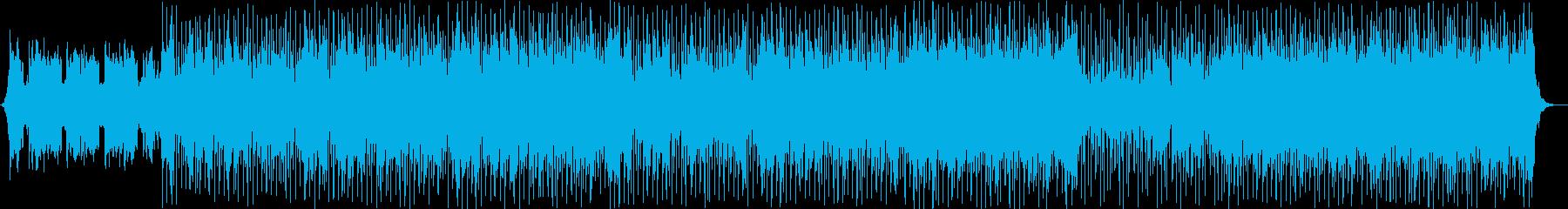 繰り返します。 EP @ 2'05...の再生済みの波形