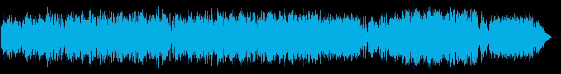 つぐみの再生済みの波形