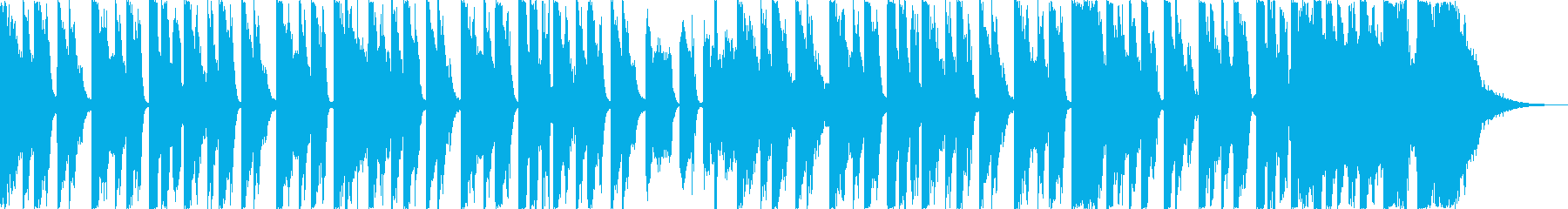 エレクトロ・EDM・激しい・ジングルBの再生済みの波形