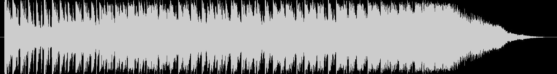 スイングスタイルのホーンと1980...の未再生の波形