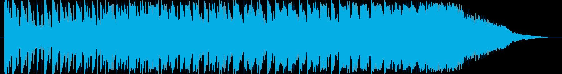 スイングスタイルのホーンと1980...の再生済みの波形