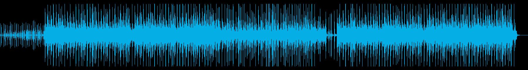VS Computerの再生済みの波形