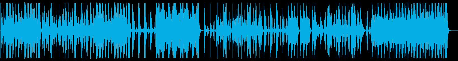 滑らかで優雅なクラシカルサウンドの再生済みの波形