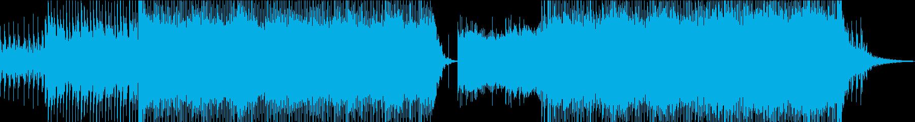 ティーン ポップ ロック アンビエ...の再生済みの波形